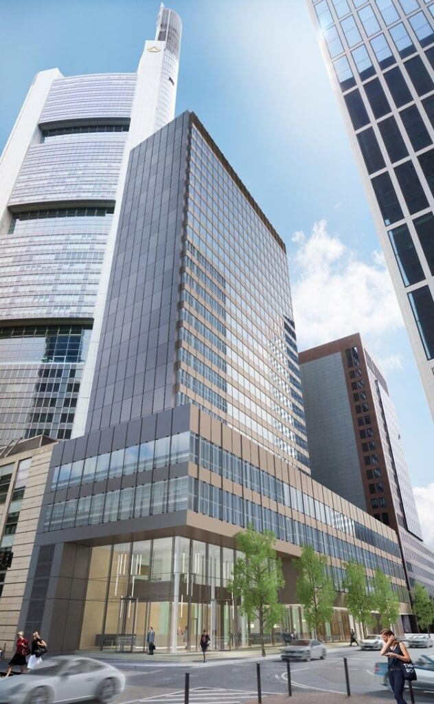 GEG kauft ehemaliges Commerzbank-Hochhaus und entwickelt es neu