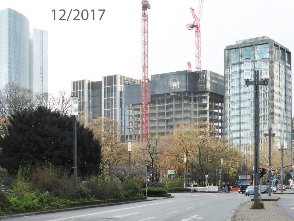 Marienturm Dezember 2017