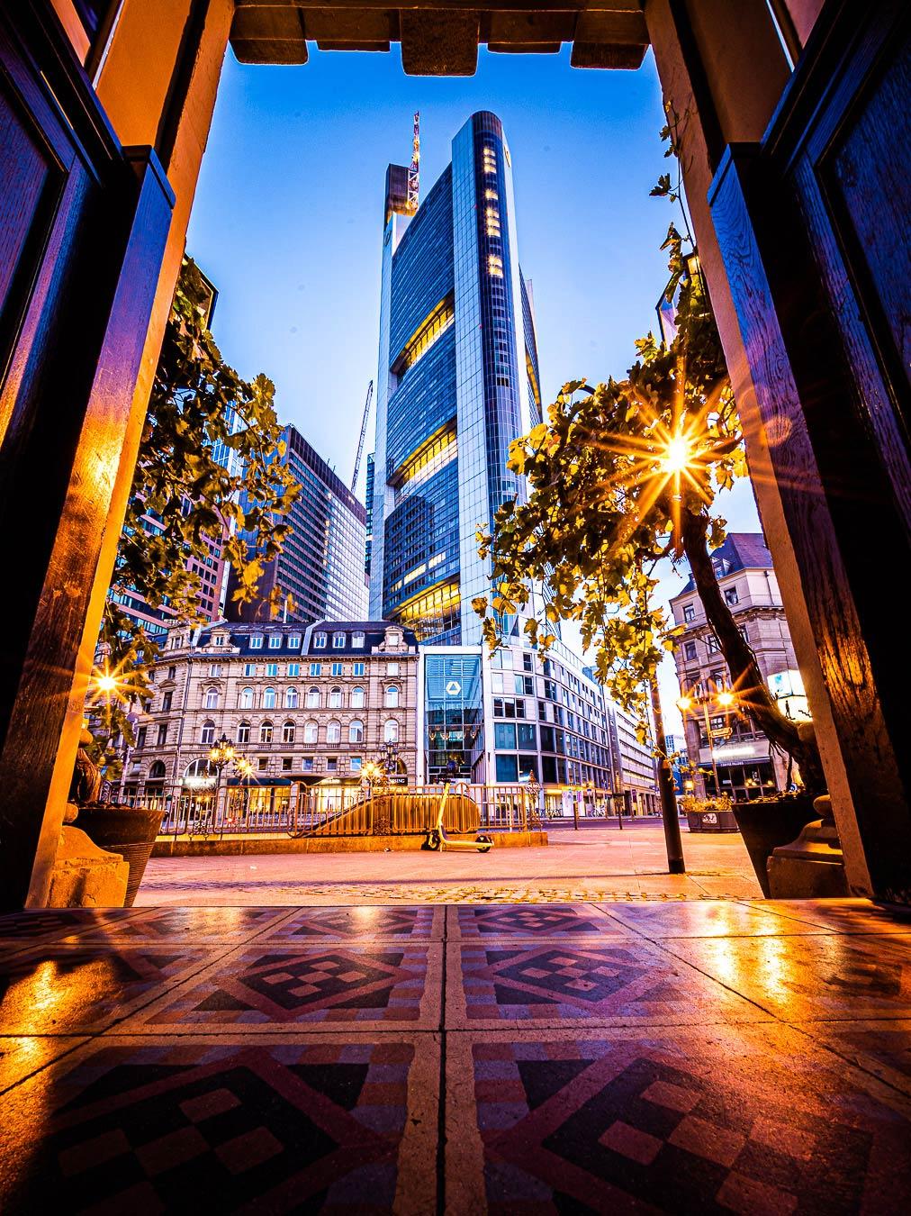 Commerzbank Tower Frankfurt von Anne Beringmeier
