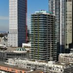 Eden Frankfurt - Eden Tower FFM - Edentower Frankfurt am Main - Wohn-Turm mit Ausblick - Green Building - Nachhaltiges Wohnen - Grüne Fassade - September 2021