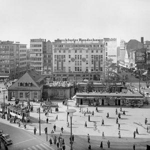 Stadtplanung in der Nachkriegszeit