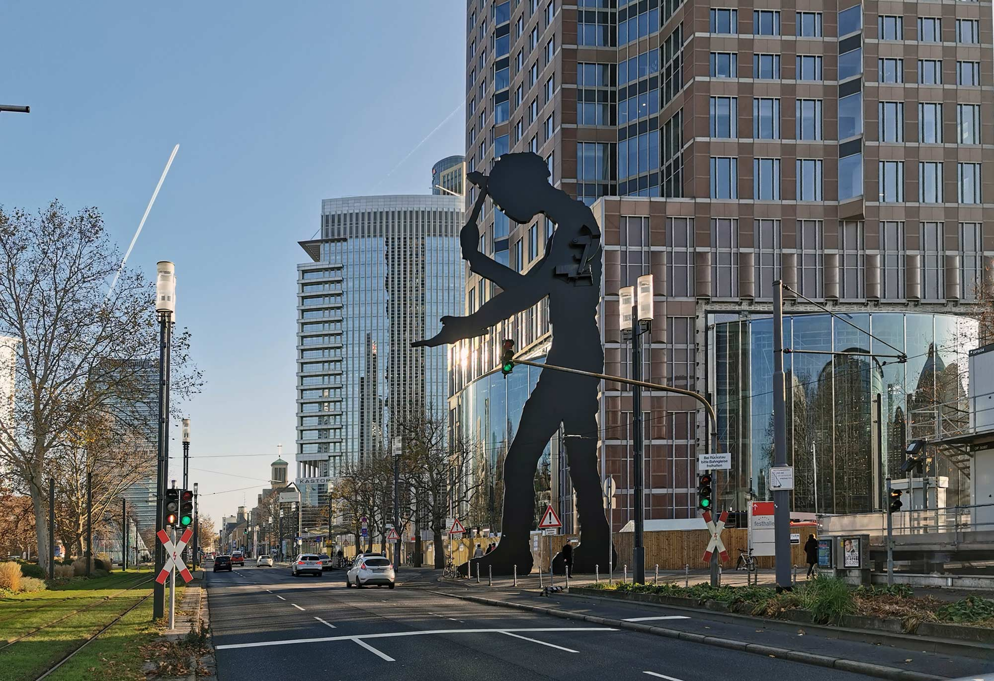 Hammering Man Frankfurt