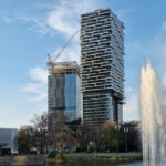 ONE FORTY WEST Frankfurt - Melia Hotel Frankfurt - 140 West FFM - Cyrus Moser Architekten - Commerz Real Hochhaus Frankfurt