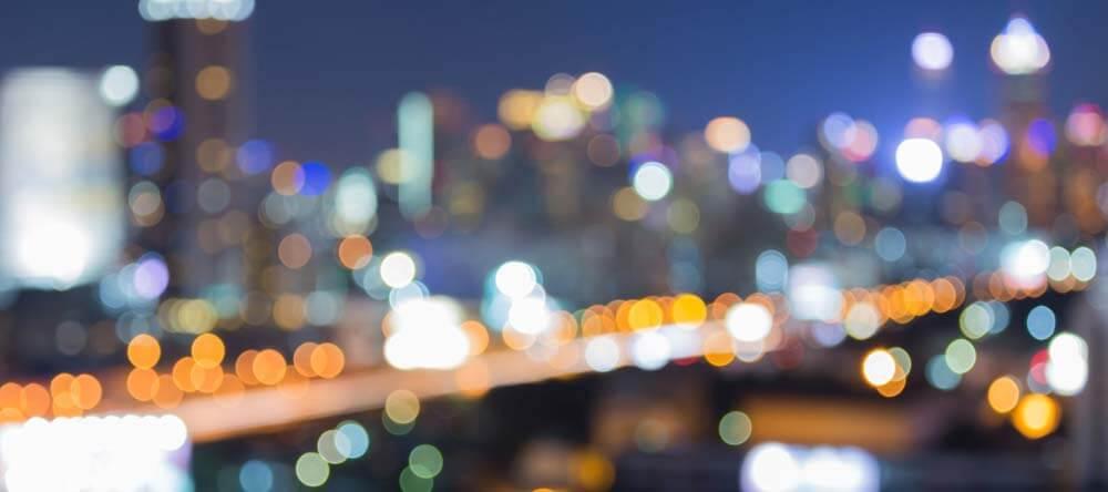 Stadtentwicklung in der Zukunft - Die Skyline von Frankfurt am Main
