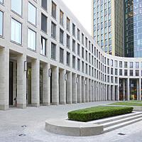Tower 185 - Flachbau - Bürogebäude