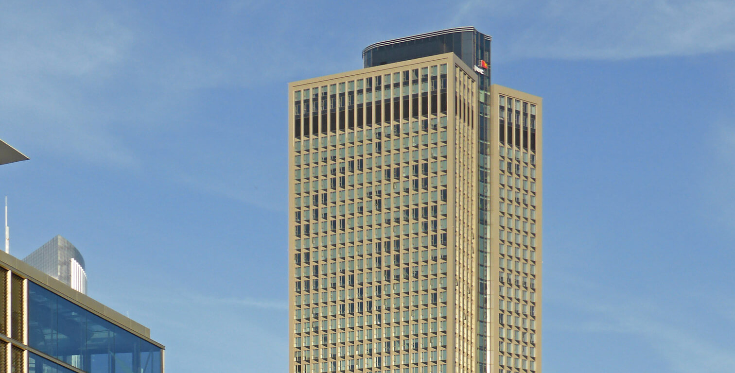 Tower 185 in Frankfurt