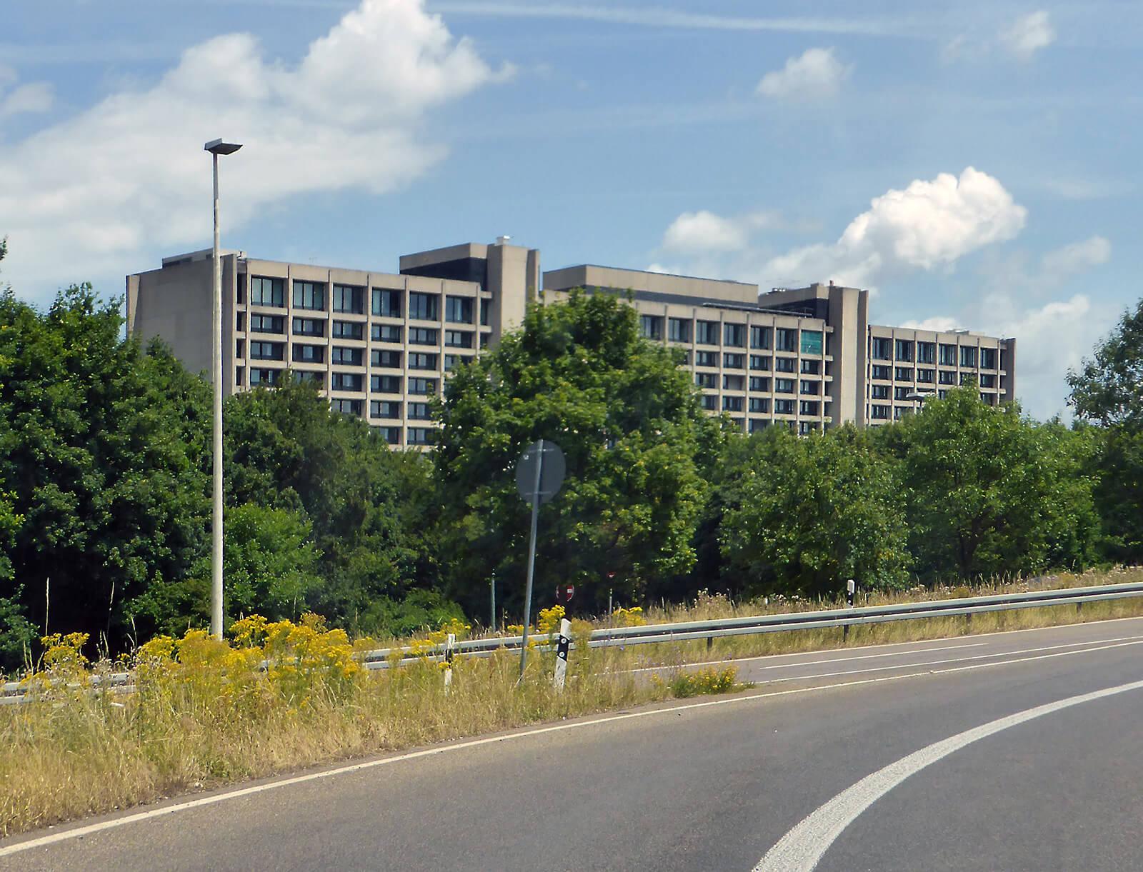 Bundesbank plant neues Hochhaus am Stammsitz