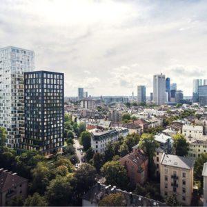 RFR stellt das Konzept für Hochhaus am Park vor