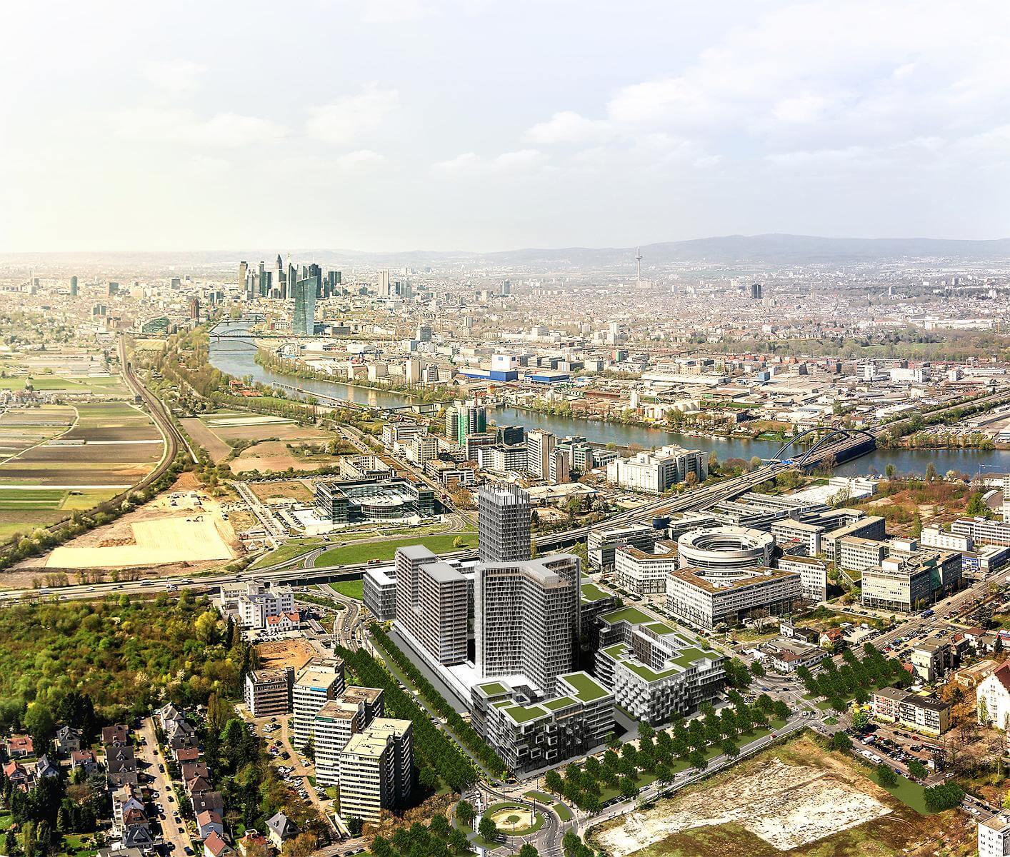 Startschuss für die New Frankfurt Towers