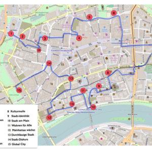 Talk Walks machen Stadtplanung hörbar