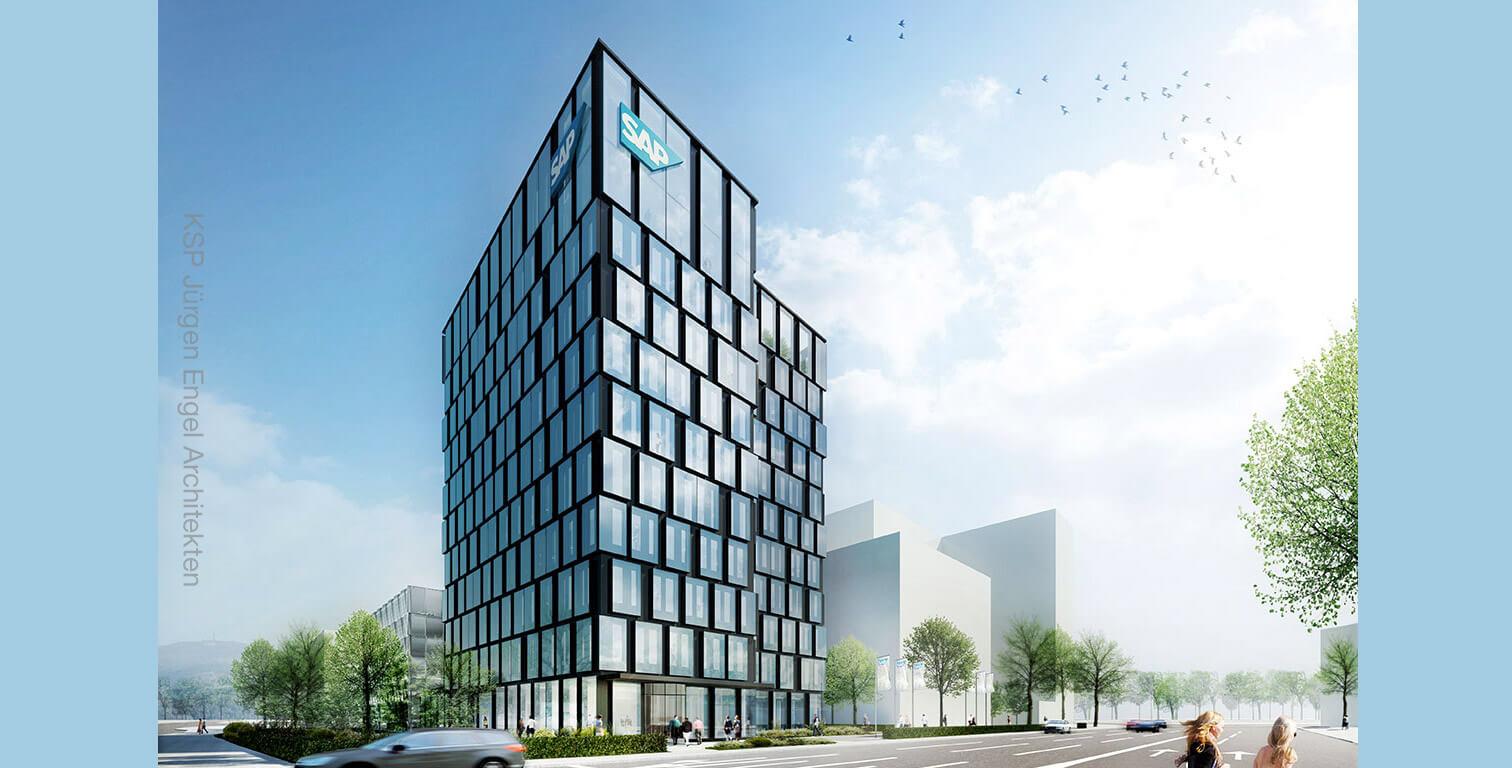 SAP Hochhaus