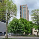 Blue Horizon Frankfurt am Main - Blue Heaven Frankfurt - Eigentumswohnungen Frankfurt - Neuer Wohnturm 2021 - Mietwohnungen mit Ausblick Frankfurt - Mai 2021