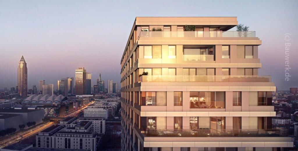 Solid Home Frankfurt - CASCADA Rising Residences