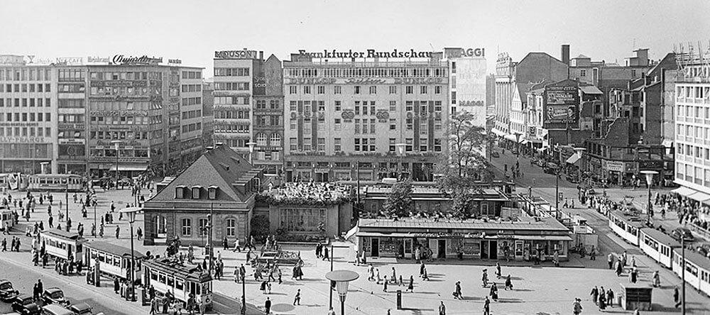 358252e17508d0 Frankfurt in der Nachkriegszeit