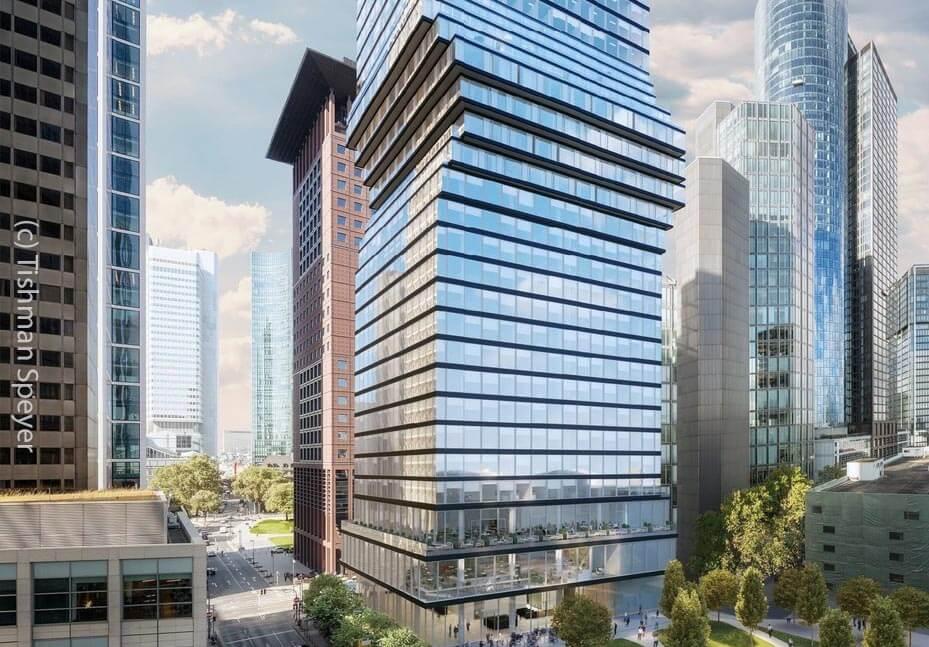 Morgan Stanley mietet sich offenbar in Frankfurter Omniturm ein