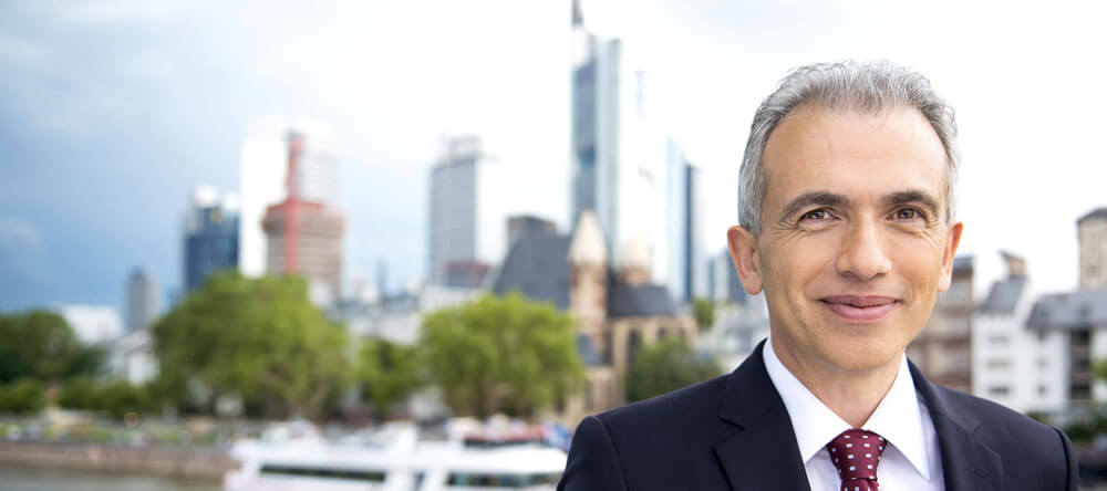 Peter Feldmann Oberbürgermeister Stadt Frankfurt am Main