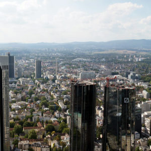 Neue Hochhausprojekte Frankfurt