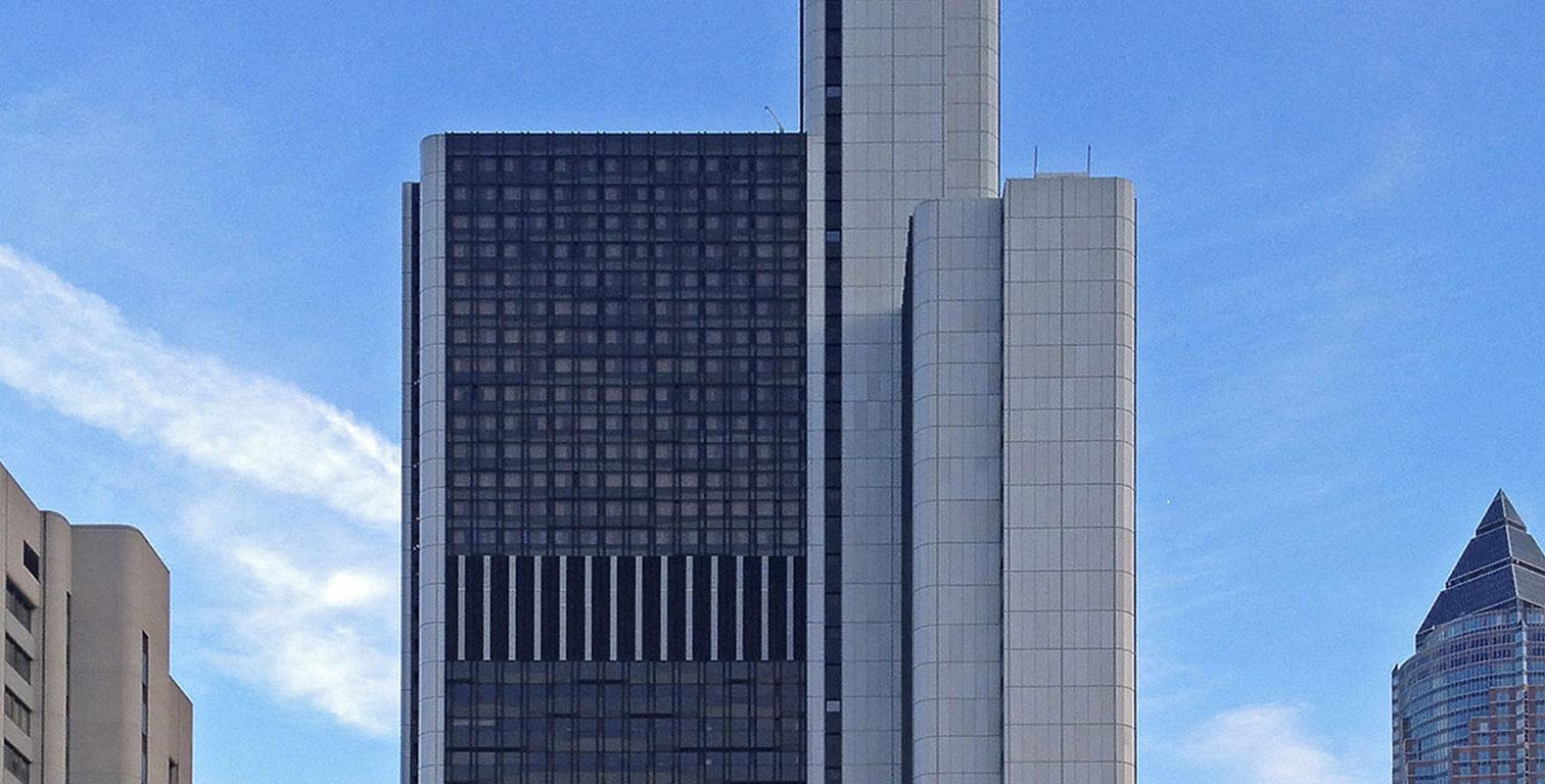 Westend Gate Frankfurt - Marriott Hotel