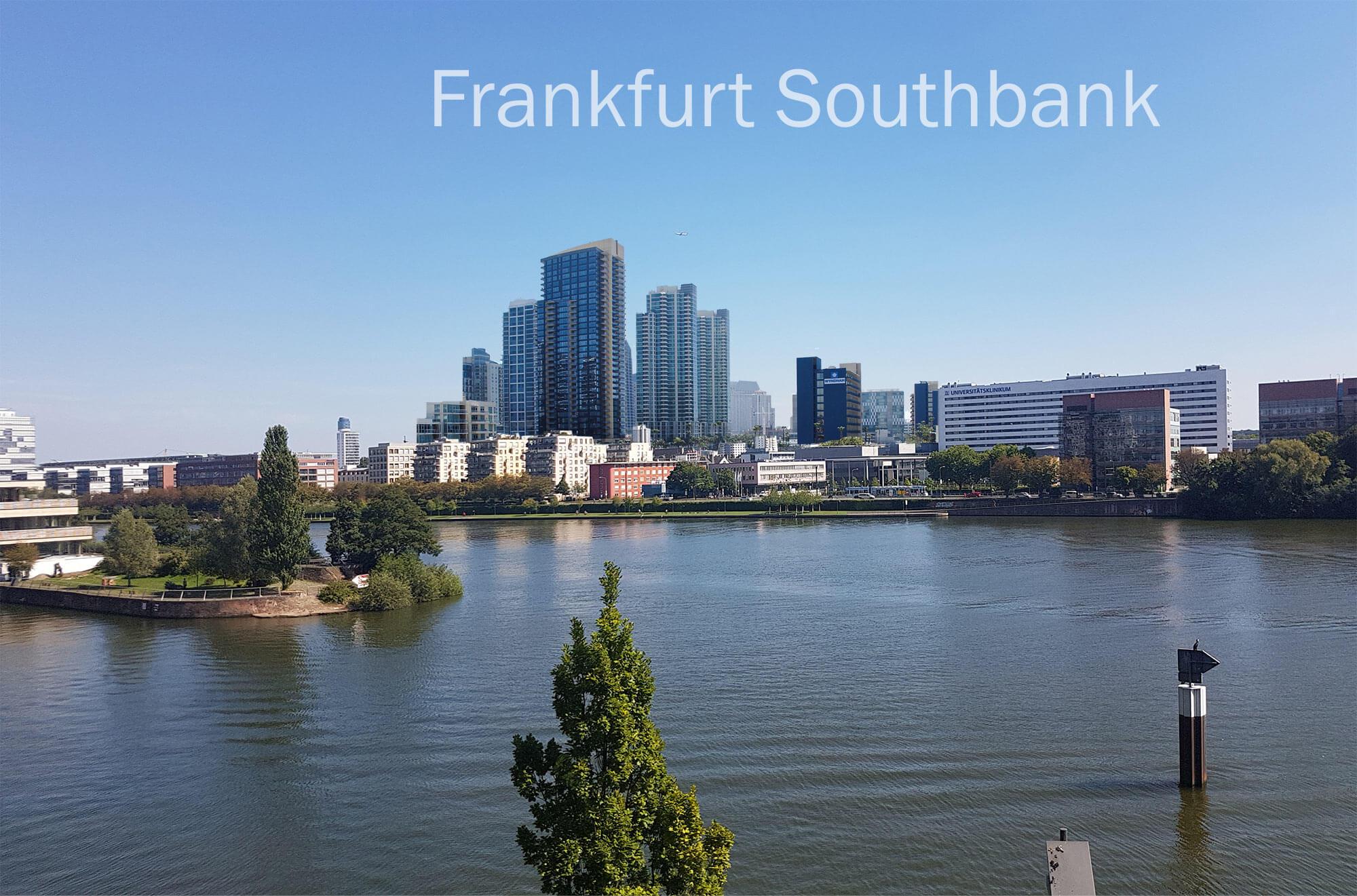 Die City braucht den Gegenpol – Frankfurt Southbank