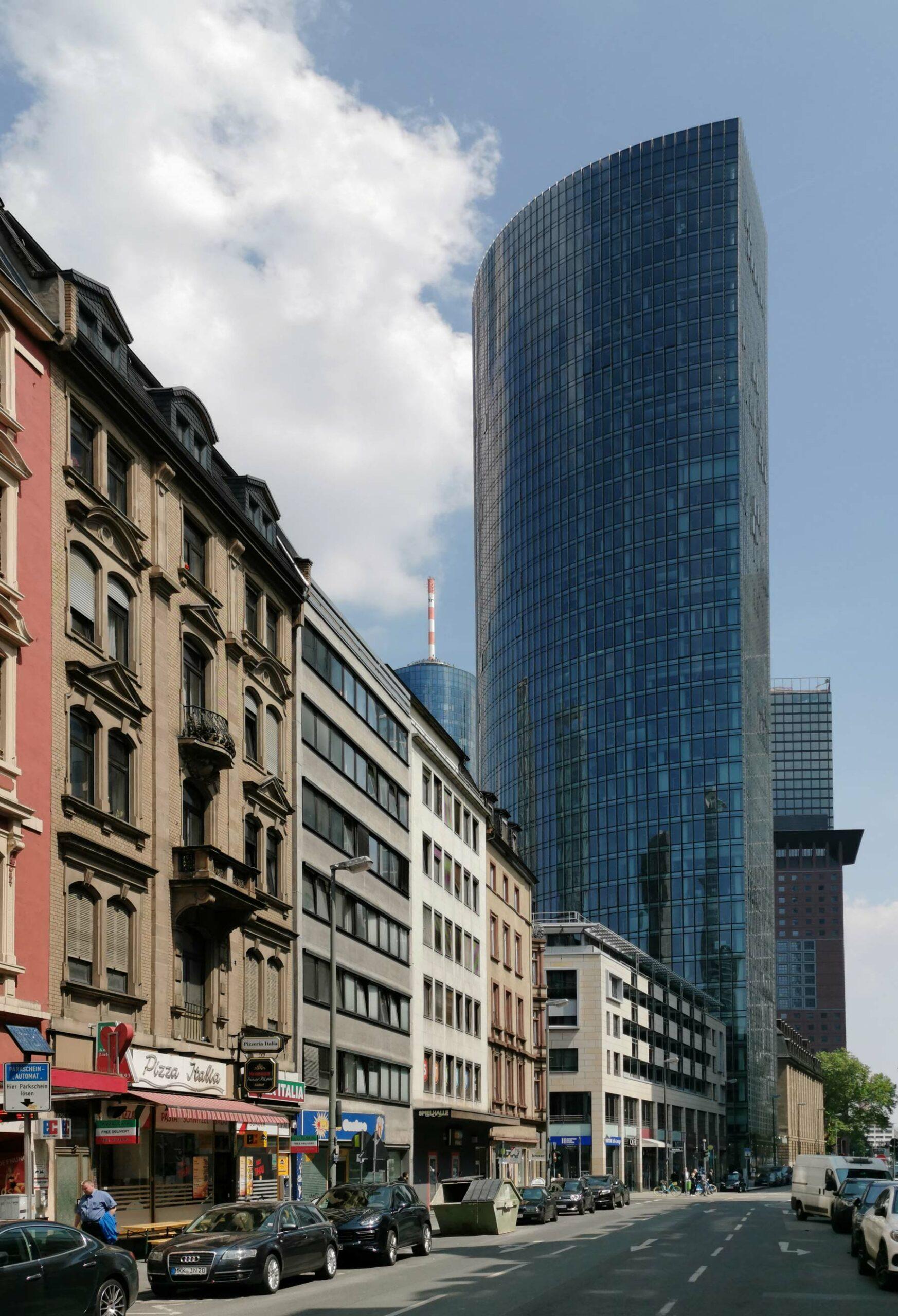 SKYPER Frankfurt Deutsche Bundesbank - SKYPER Hochhaus Frankfurt Bankenviertel