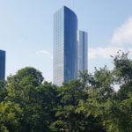 Skyper Hochhaus Frankfurt