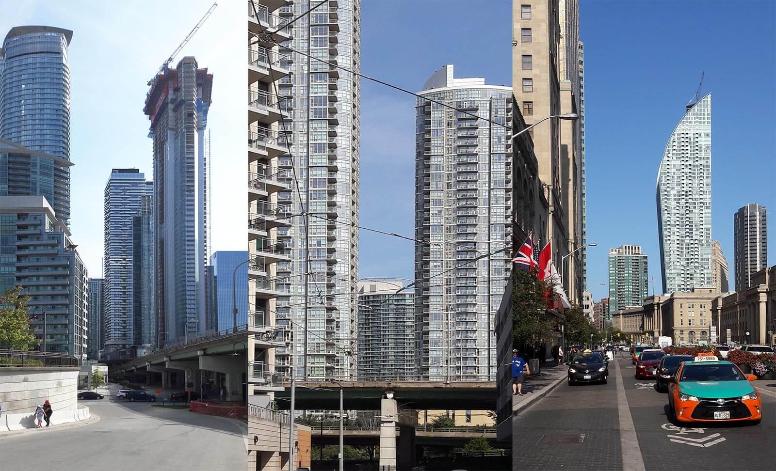 Toronto Skyline Hochhäuser