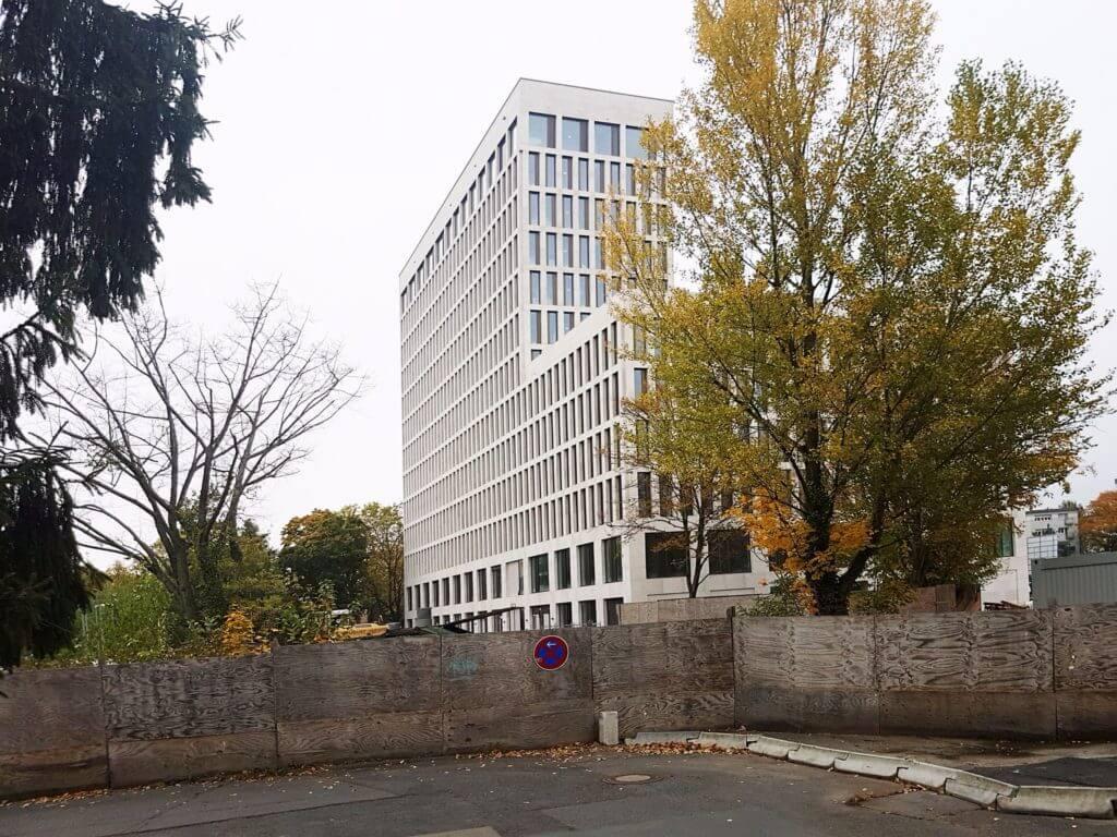 DIPF Hochhaus Oktober 2017