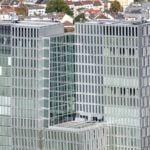 Nextower - Next Tower - Hochhaus - Wolkenkratzer - Frankfurt