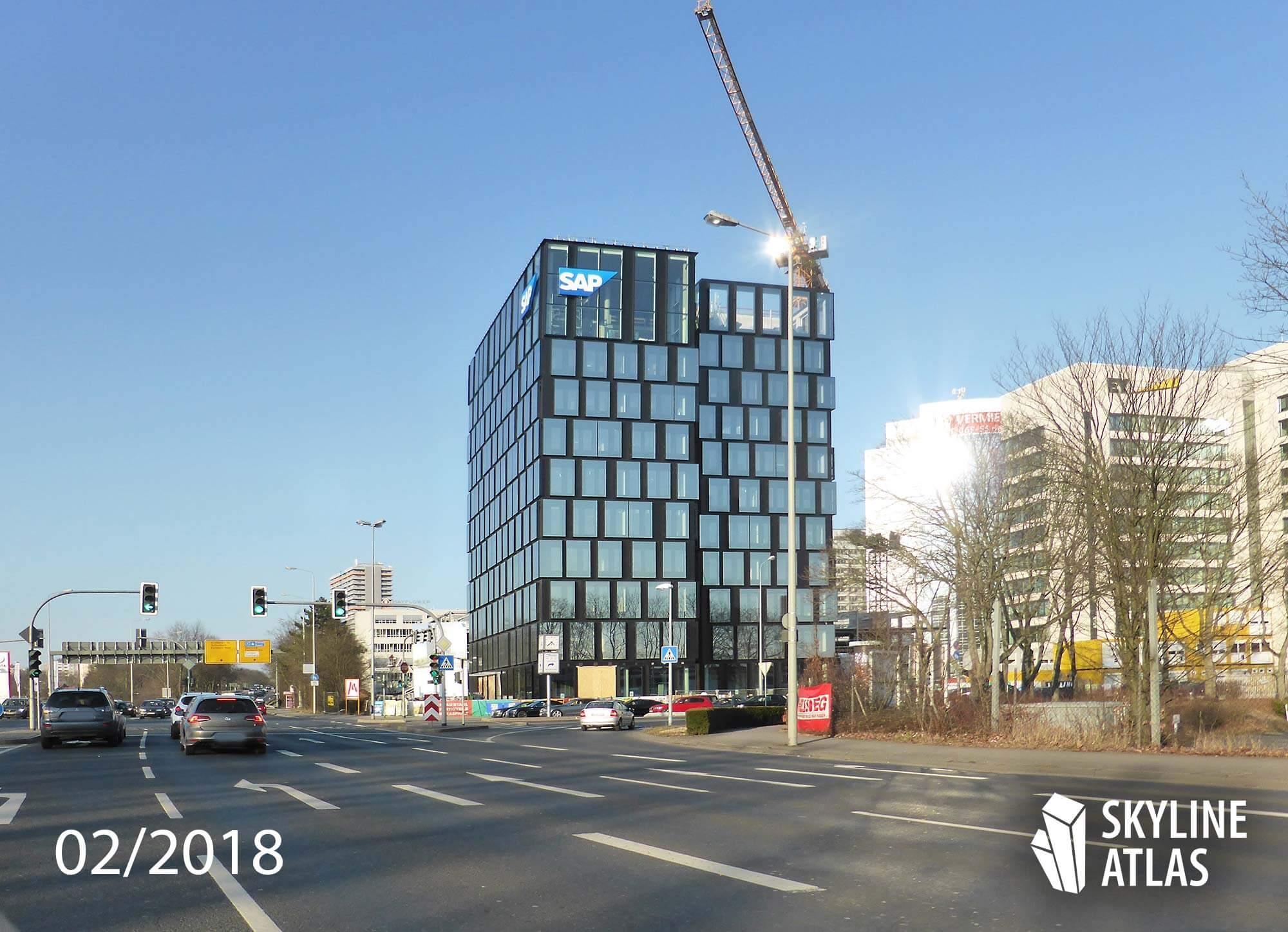 SAP Niederlassung Rhein-Main Eschborn Frankfurt - Februar 2018