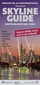 SKYLINE GUIDE Deutschland 2000/2001 - Taschenbuch von Michael Wutzke - Skyscrapers.com