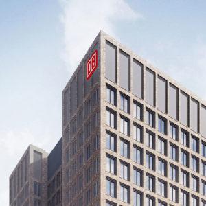 Fassadengestaltung vom DB Tower steht fest