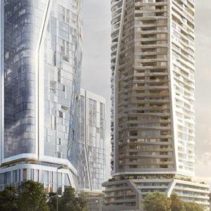 Hyatt House zieht in das Quartier FOUR Frankfurt