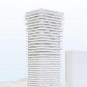 Architekturwettbewerb für Hochhaus am Hauptbahnhof entschieden