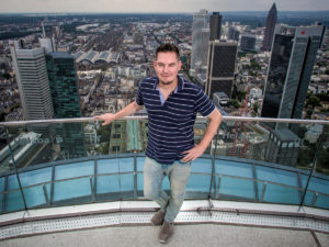 Michael Wutzke - SKYLINE ATLAS - Chefredakteur