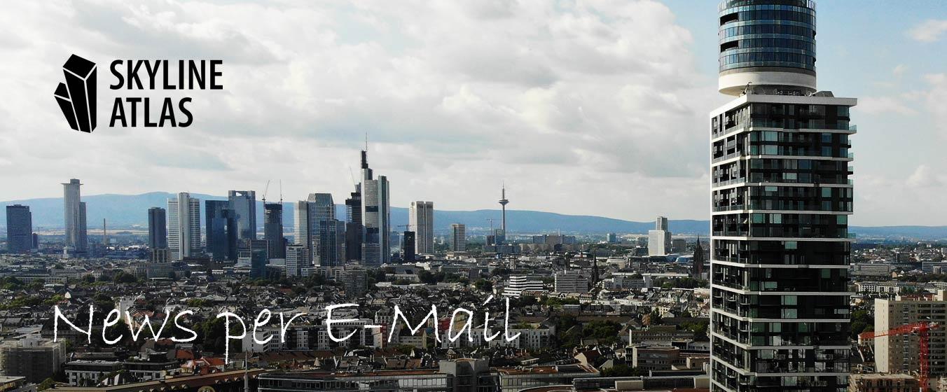 News über Frankfurt - Hochhäuser - Neubauten - Architektur