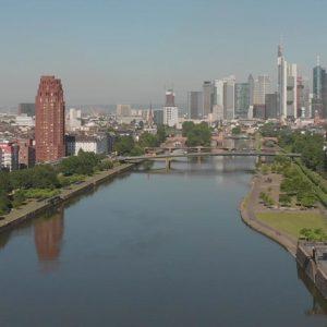 Warum gibt es Hochhäuser in Frankfurt?