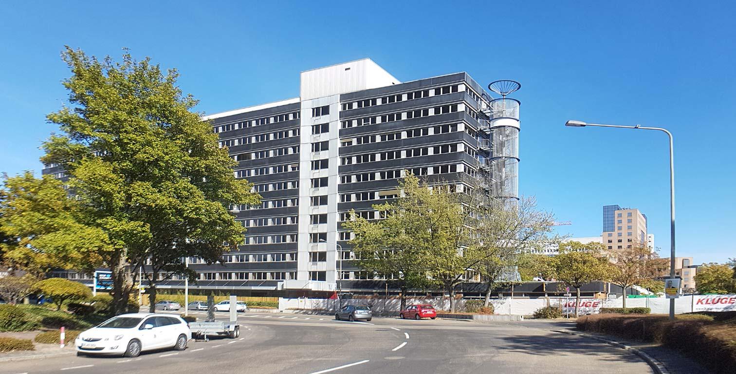 Wohnheim der Evan Gruppe - Boardinghouse in Frankfurt am Main - Bürostadt Niederrad Wohnheim