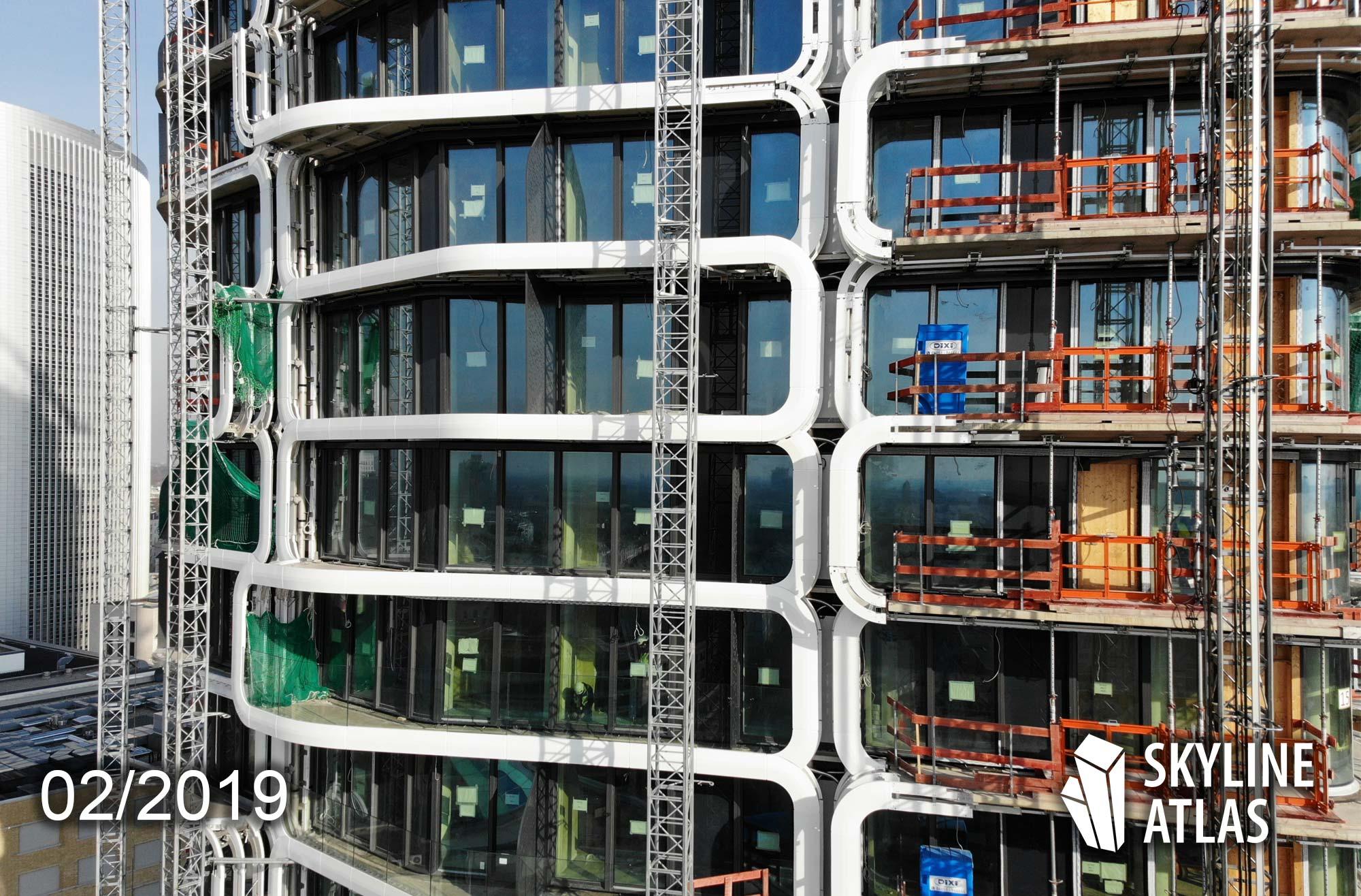 grand tower das h chste wohnhochhaus in deutschland neubau. Black Bedroom Furniture Sets. Home Design Ideas