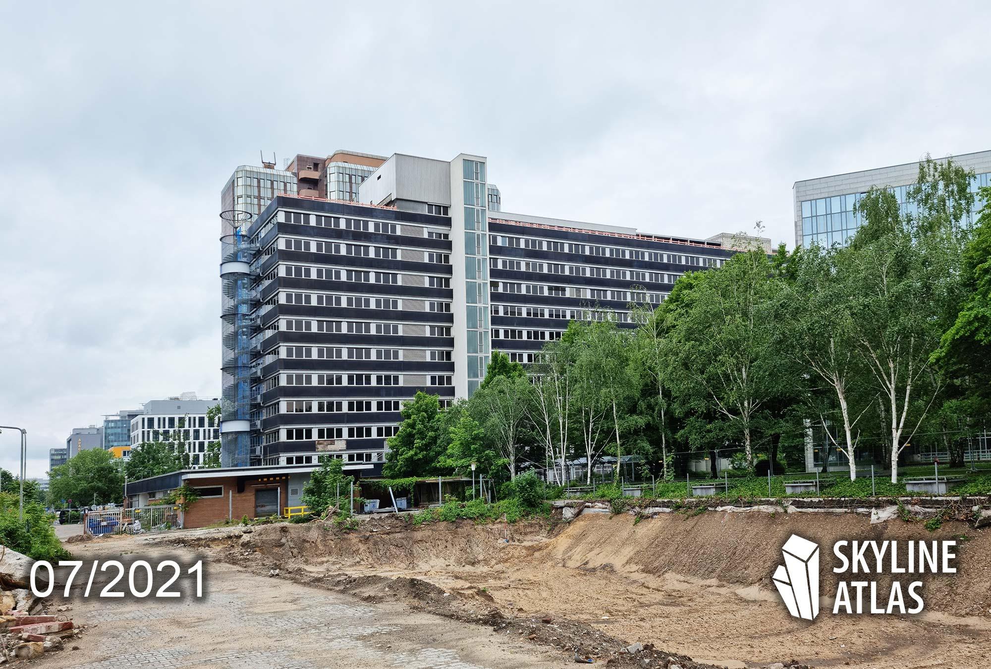 Livinit Frankfurt - Lyoner Quartier Wohnungen - Neubau Wohnungen FFM - Juli 2021
