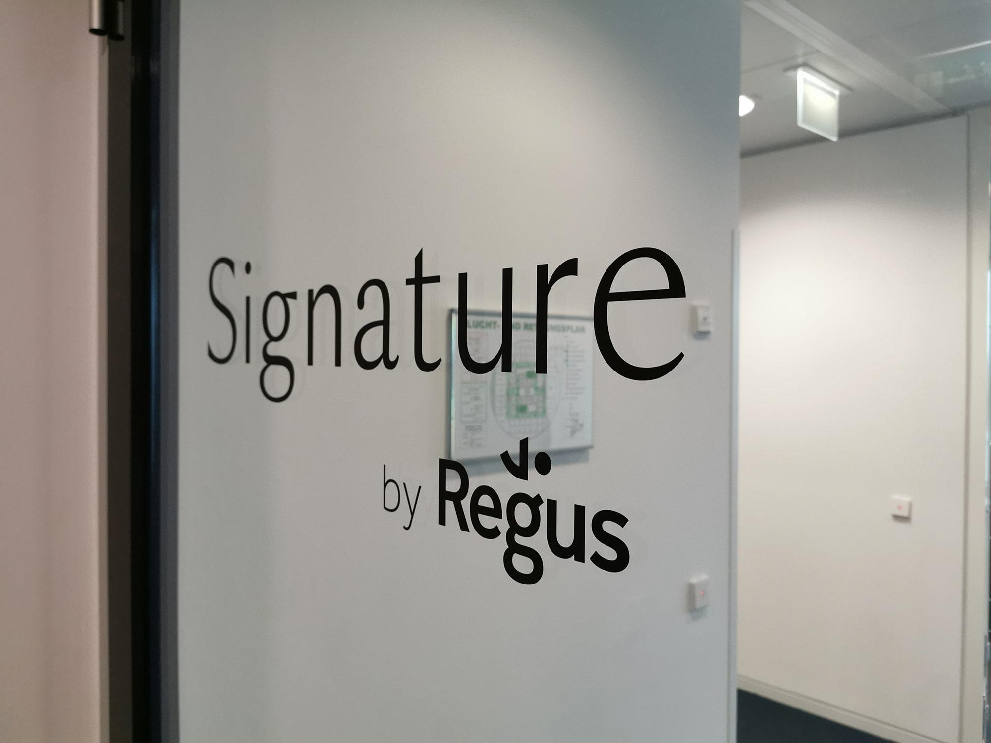 Signature by Regus - Büroflächen im Westhafen Tower