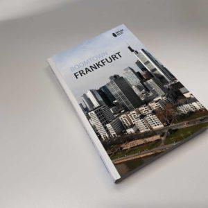 BOOMTOWN FRANKFURT - Taschenbuch über die Hochhäuser in Frankfurt am Main