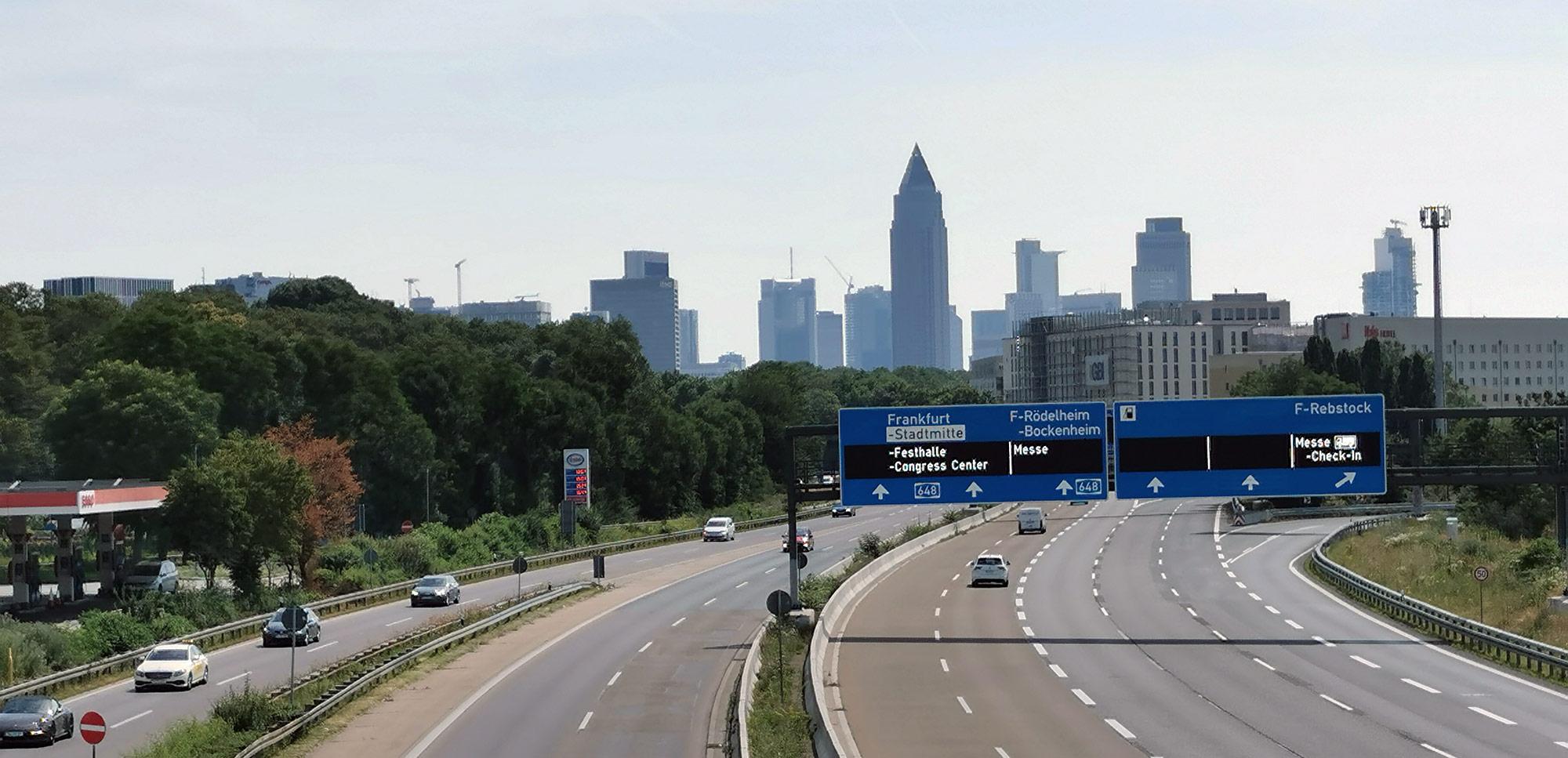 Wo sind die besten Fotolocations in Frankfurt?