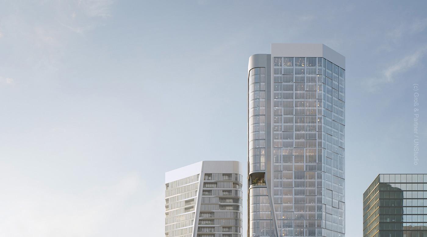 Finanzierung von FOUR Frankfurt steht