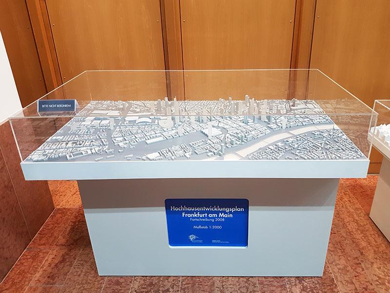Frankfurt in der Zukunft