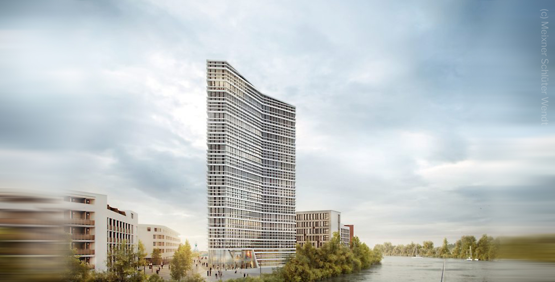 Riverside Office Tower Wayv