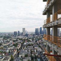 Wie hoch ist eigentlich das Hochhaus ONE FORTY WEST?