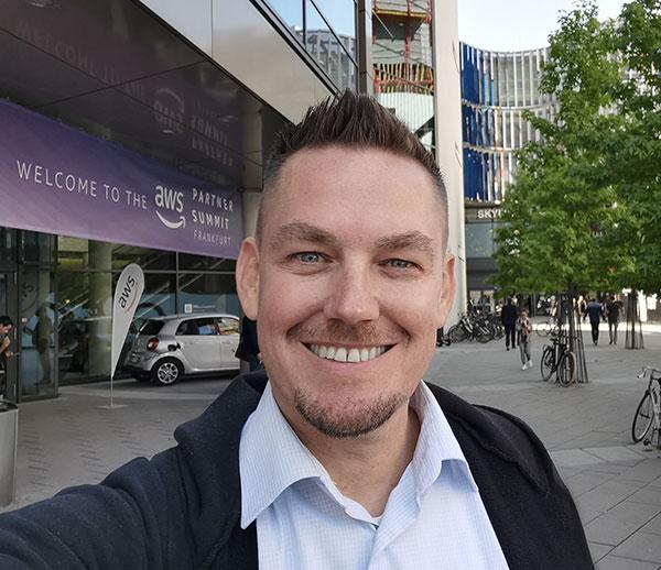 AWS Experte Frankfurt - Michael Wutzke - Amazon Web Services