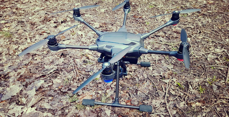 Wo ist fliegen mit der Drohne in Frankfurt erlaubt?