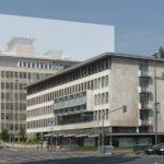 Neubau Landwirtschaftliche Rentenbank in Frankfurt am Main - Hochstraße Bürohaus - Bürogebäude Rentenbank