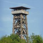Goetheturm Frankfurt - Alter Goetheturm - Aussichtsplattform - Holzturm - Aussichtspunkt